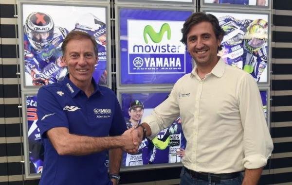 Pont Grup nuevo patrocinador de Movistar Yamaha motoGP
